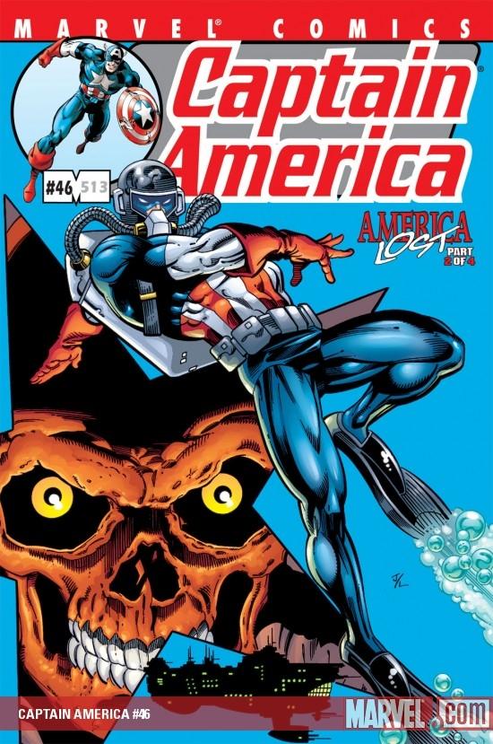 Captain America (1998) #46