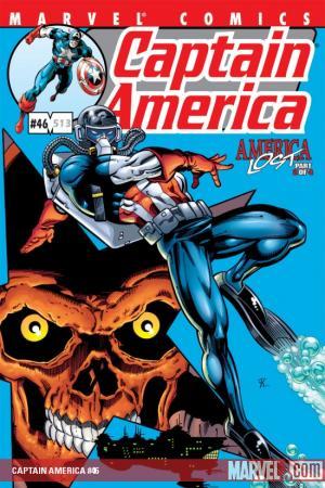 Captain America #46