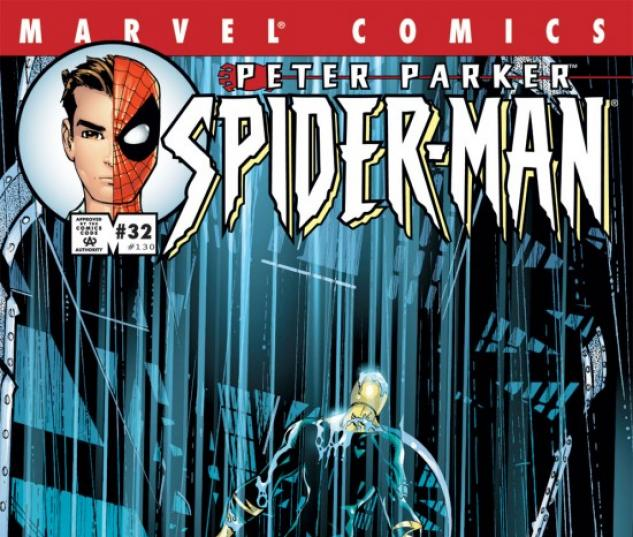 PETER PARKER: SPIDER-MAN #32