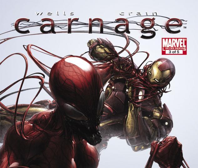 Carnage (2010) #3