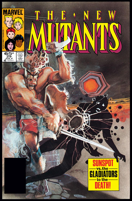 New Mutants (1983) #29