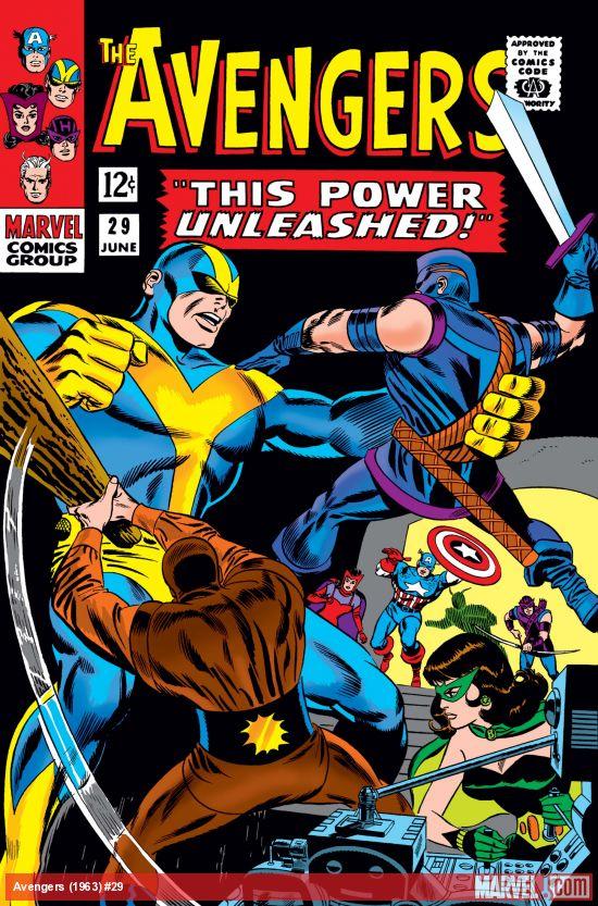 Avengers (1963) #29