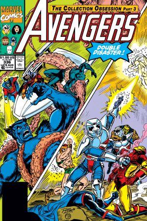 Avengers (1963) #336
