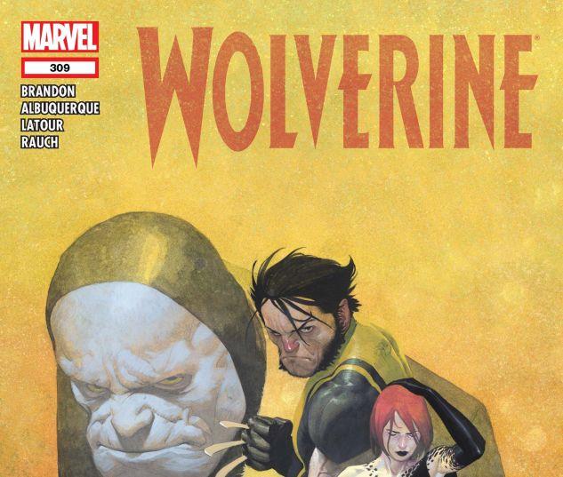 WOLVERINE (2010) #309