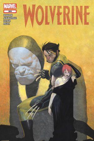 Wolverine #309