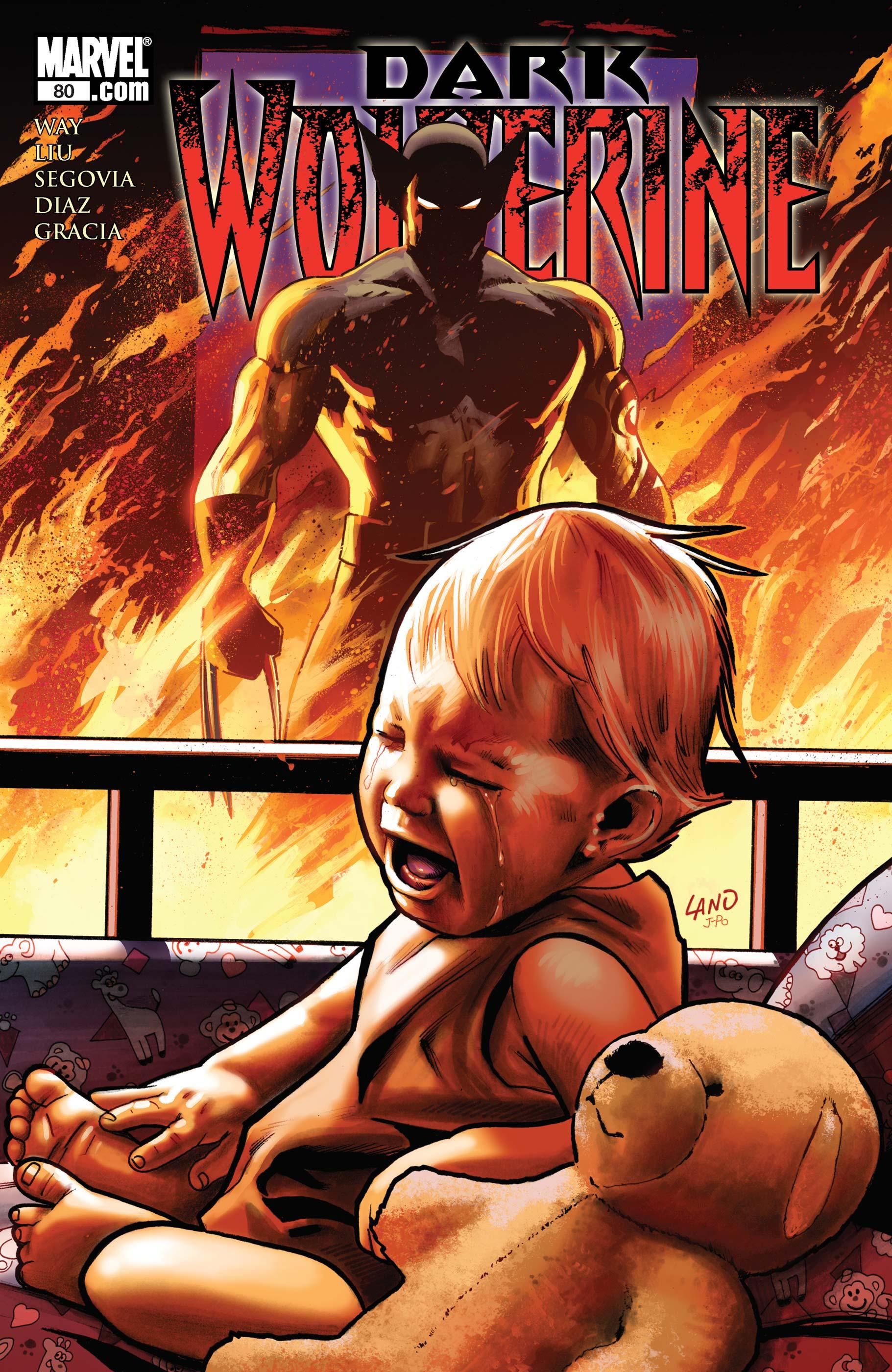 Dark Wolverine (2009) #80