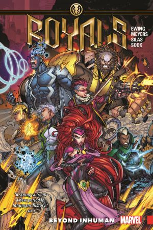 Royals Vol. 1: Beyond Inhuman (Trade Paperback)