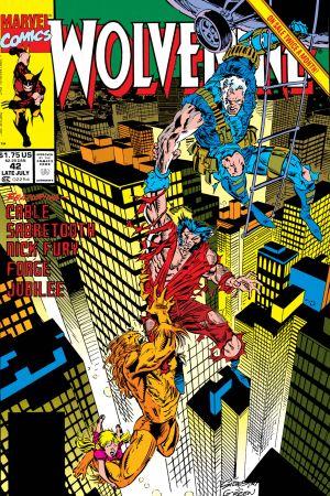 Wolverine (1988) #42