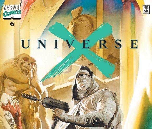 Universe X (2000) #6