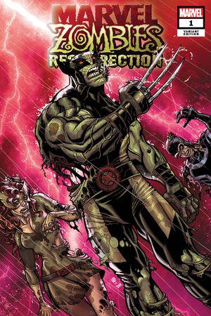Marvel Zombies: Resurrection (2019) #1 (Variant)