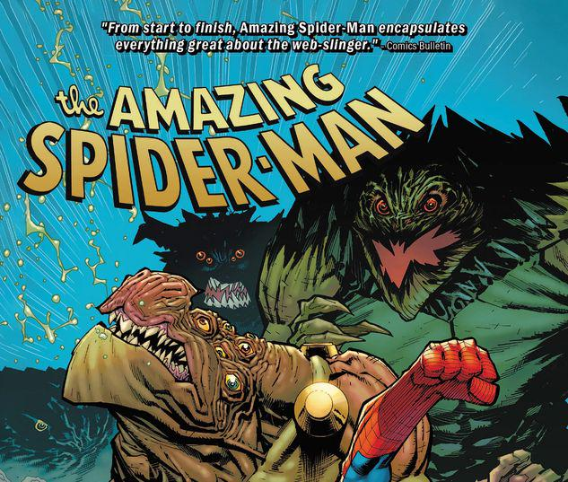 AMAZING SPIDER-MAN BY NICK SPENCER VOL. 8: THREATS & MENACES TPB #8