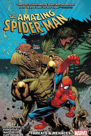 Amazing Spider-Man by Nick Spencer Vol. 8: Threats & Menaces (Trade Paperback)
