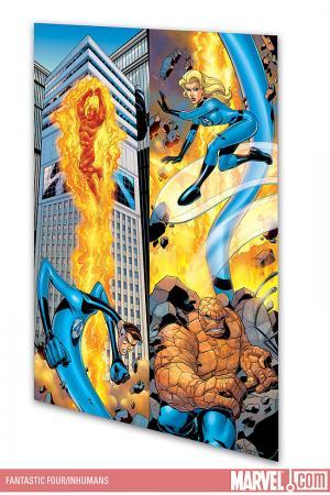 Fantastic Four/Inhumans (2007)