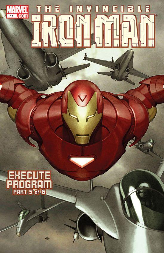 Iron Man (2004) #11