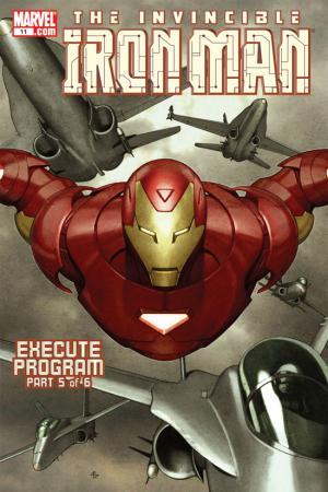 The Invincible Iron Man #11