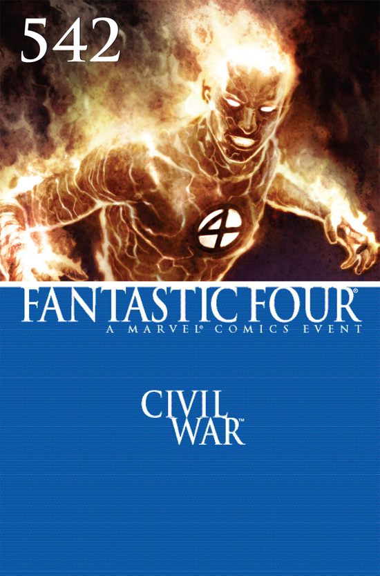 Fantastic Four (1998) #542