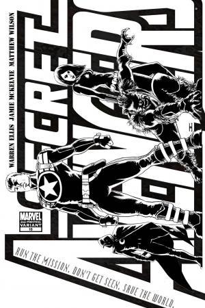 Secret Avengers #16  (2nd Printing Variant)