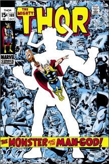 Thor (1966) #169