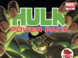 Hulk and Power Pack (2007) #1