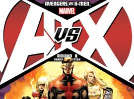 Adam Kubert Covers Avengers Vs. X-Men #8