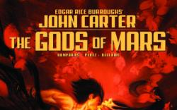JOHN CARTER: THE GODS OF MARS 5