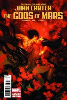 John Carter: The Gods of Mars (2011) #5