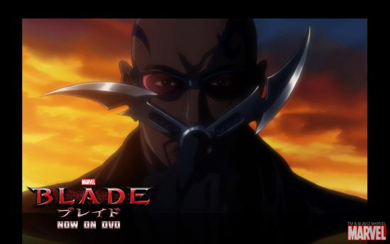 Blade Anime Series Wallpaper #1