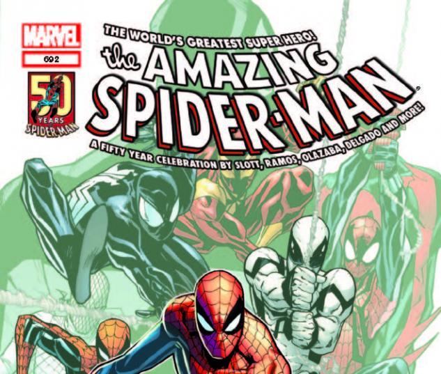 Free Comic Book Day Amazing Spider Man: Amazing Spider-Man (1999) #692