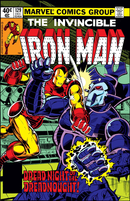 Iron Man (1968) #129