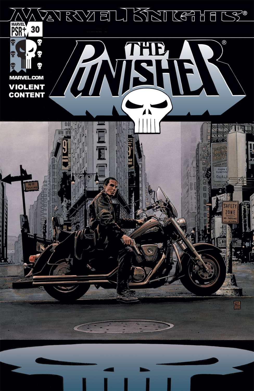 Punisher (2001) #30