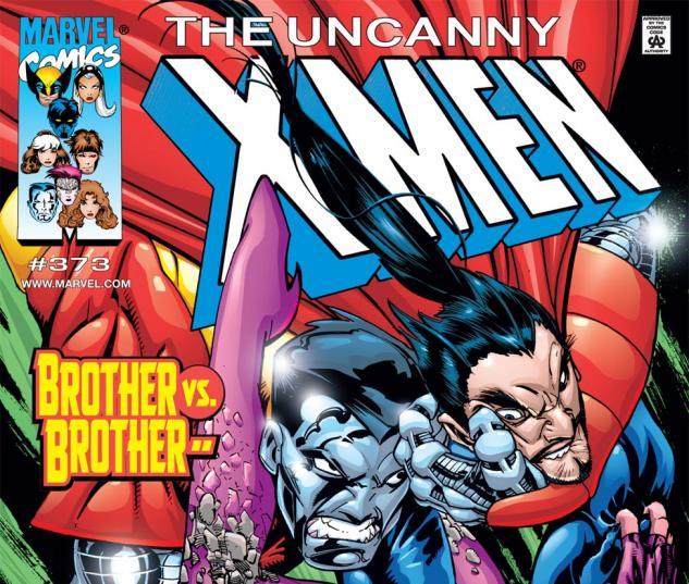 Uncanny X-Men (1963) #373 Cover