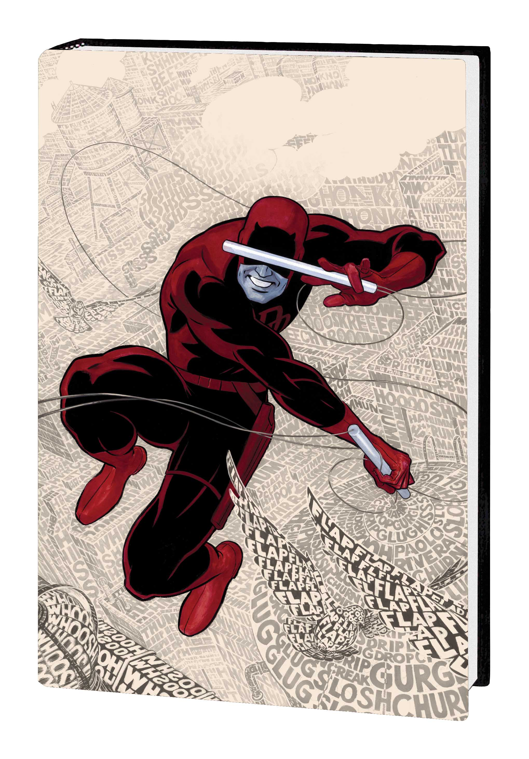 Daredevil by Mark Waid (Hardcover)
