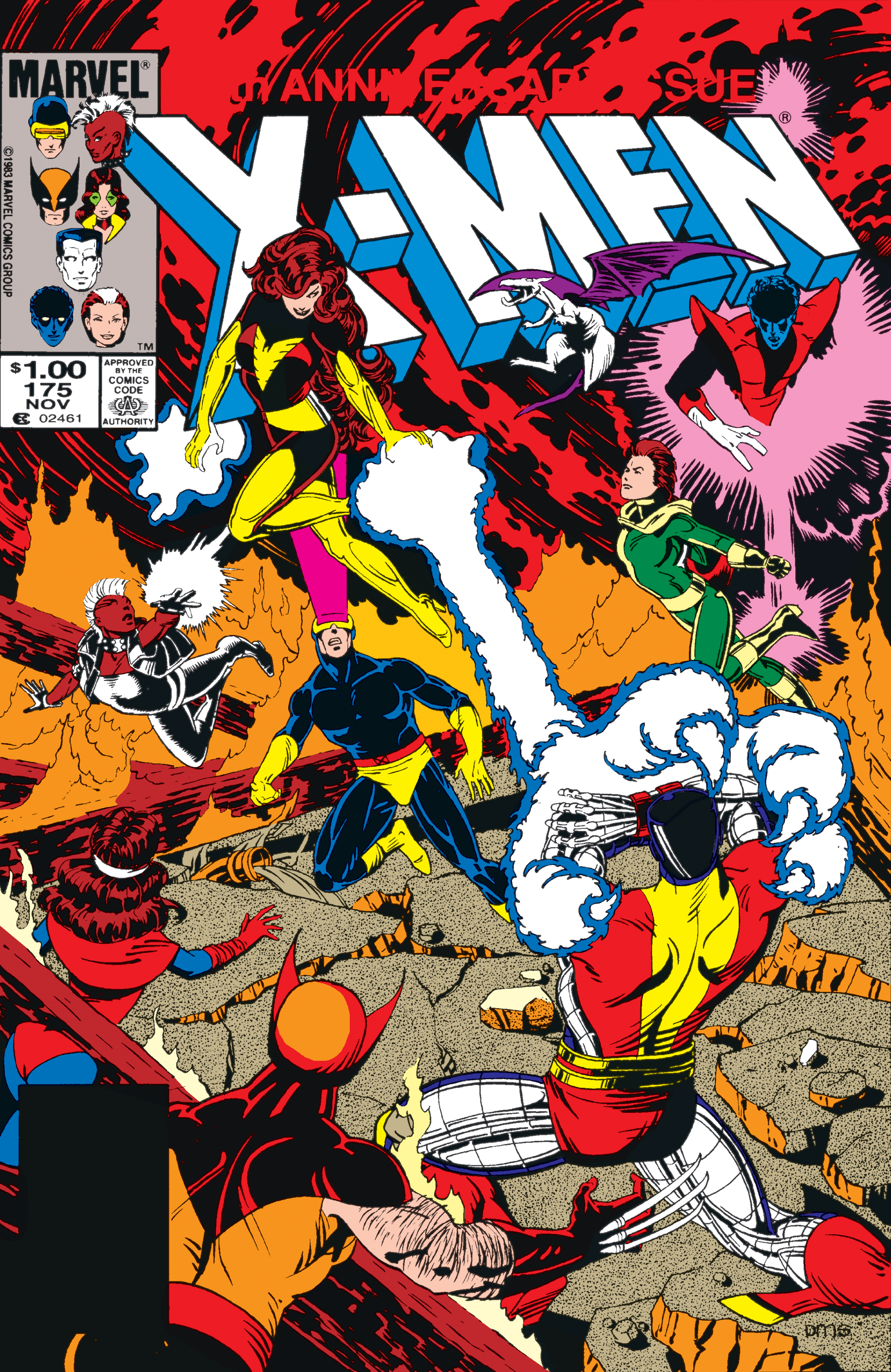 Uncanny X-Men (1963) #175