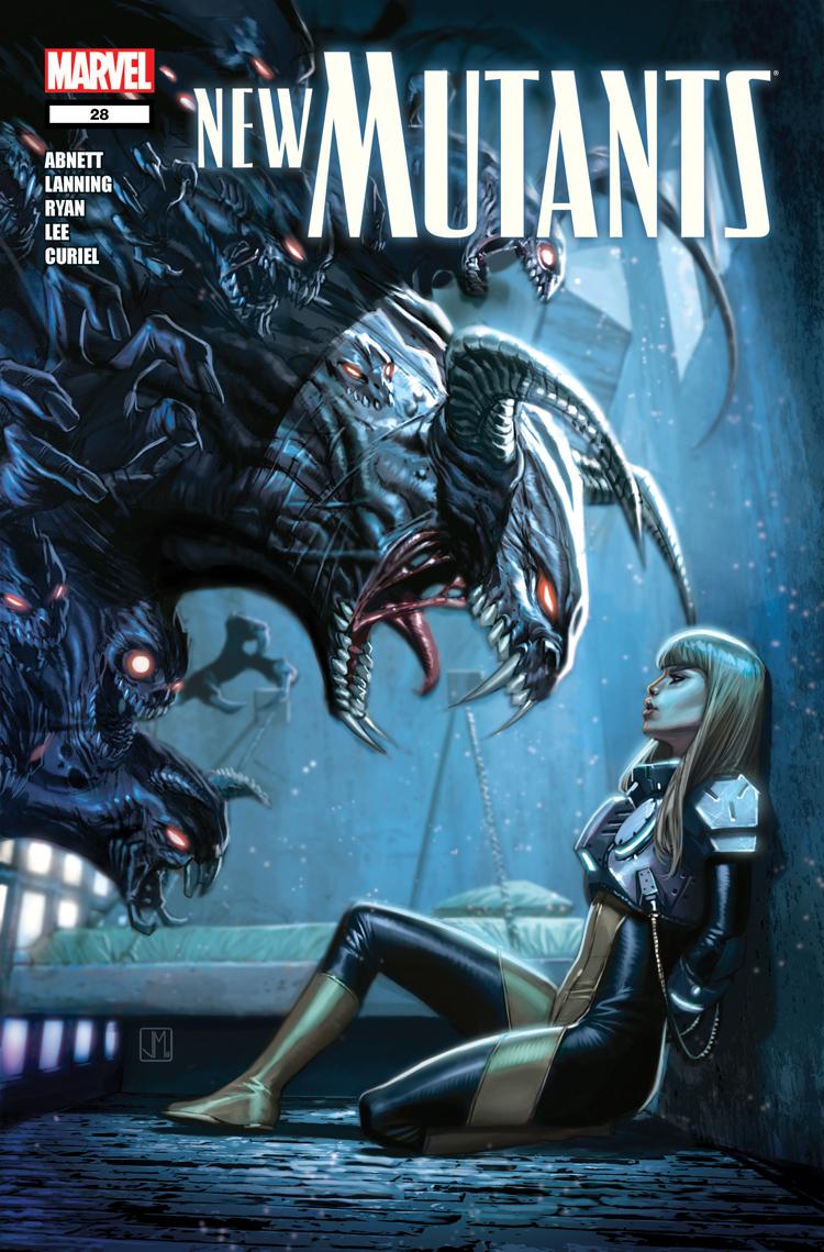 New Mutants (2009) #28