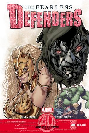 Fearless Defenders #4