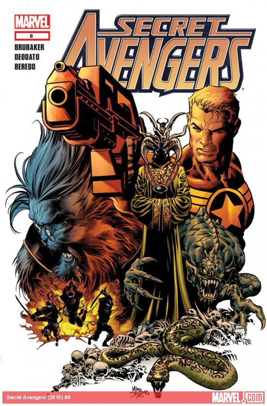 Secret Avengers (2010) #8