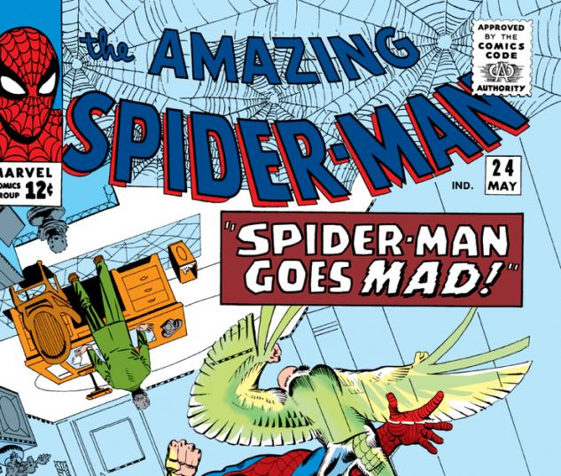 Amazing Spider-Man (1963) #24