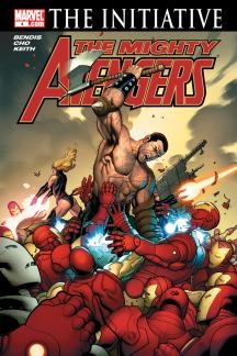 Mighty Avengers (2007) #4