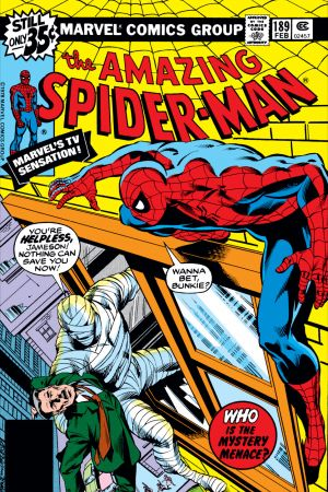 The Amazing Spider-Man (1963) #189