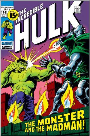 Incredible Hulk (1962) #144