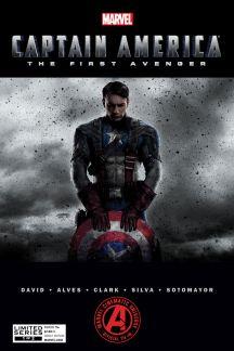 Marvel's Captain America: The First Avenger Adaptation (2013) #1