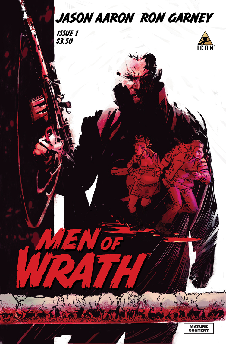 Men of Wrath (2014) #1