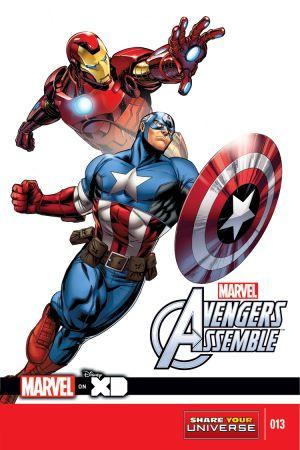 Marvel Universe Avengers Assemble #13