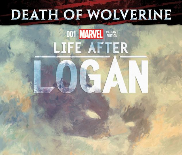 DEATH OF WOLVERINE: LIFE AFTER LOGAN 1 TEDESCO VARIANT (WITH DIGITAL CODE)