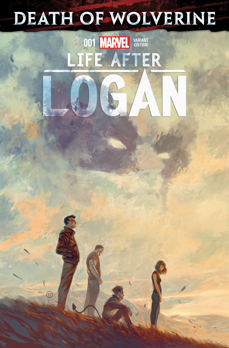 Death of Wolverine: Life After Logan (2014) #1 (Tedesco Variant)