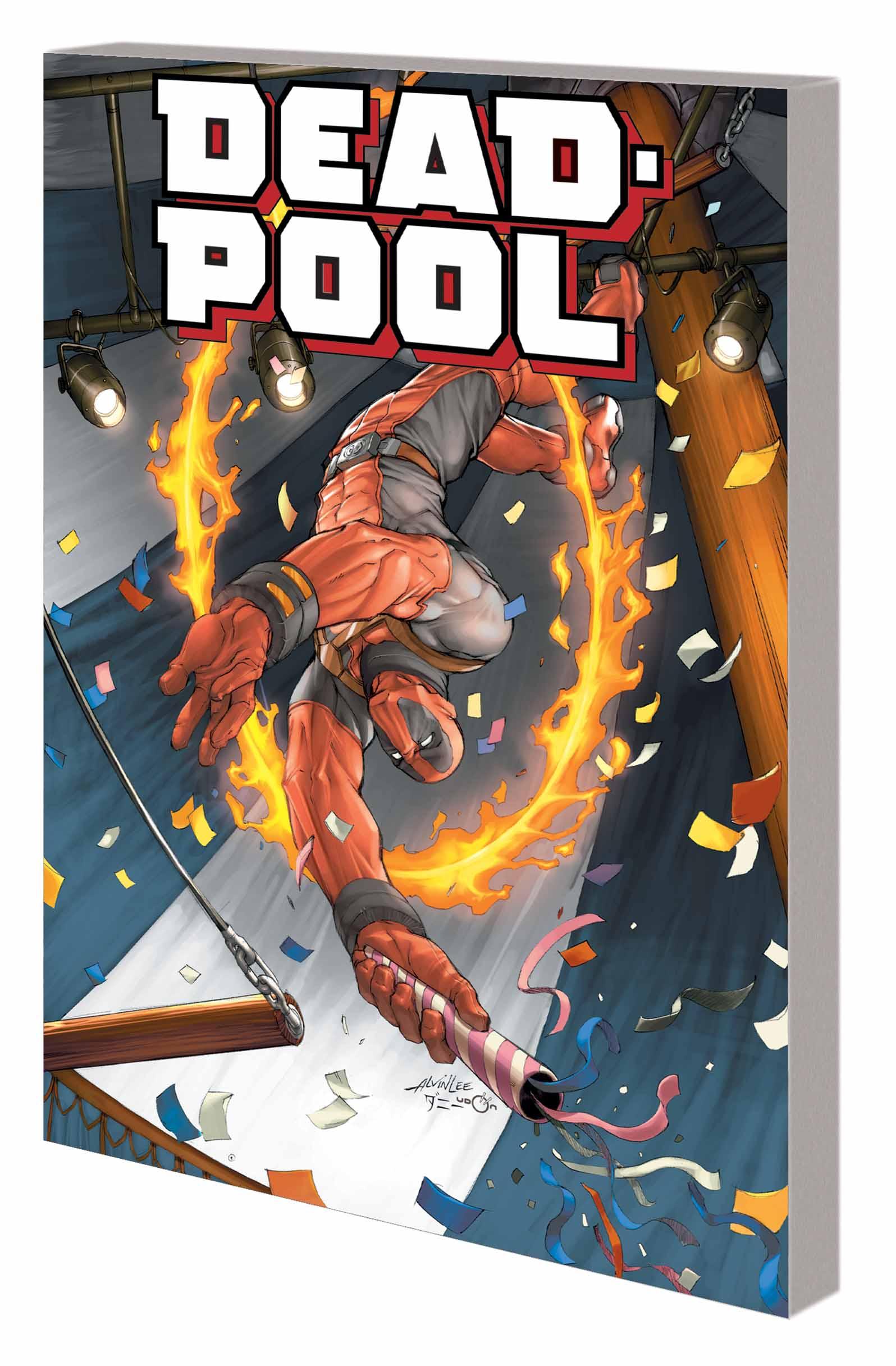 Deadpool Classic Vol. 10 (Trade Paperback)