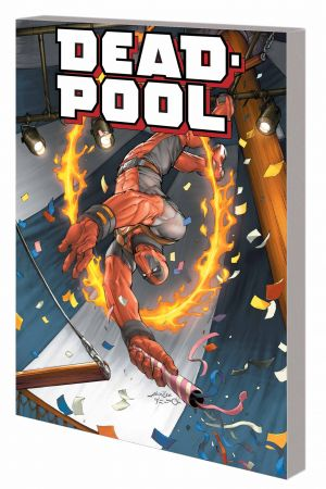 Deadpool Classic Vol. 10 (Trade Paperback)
