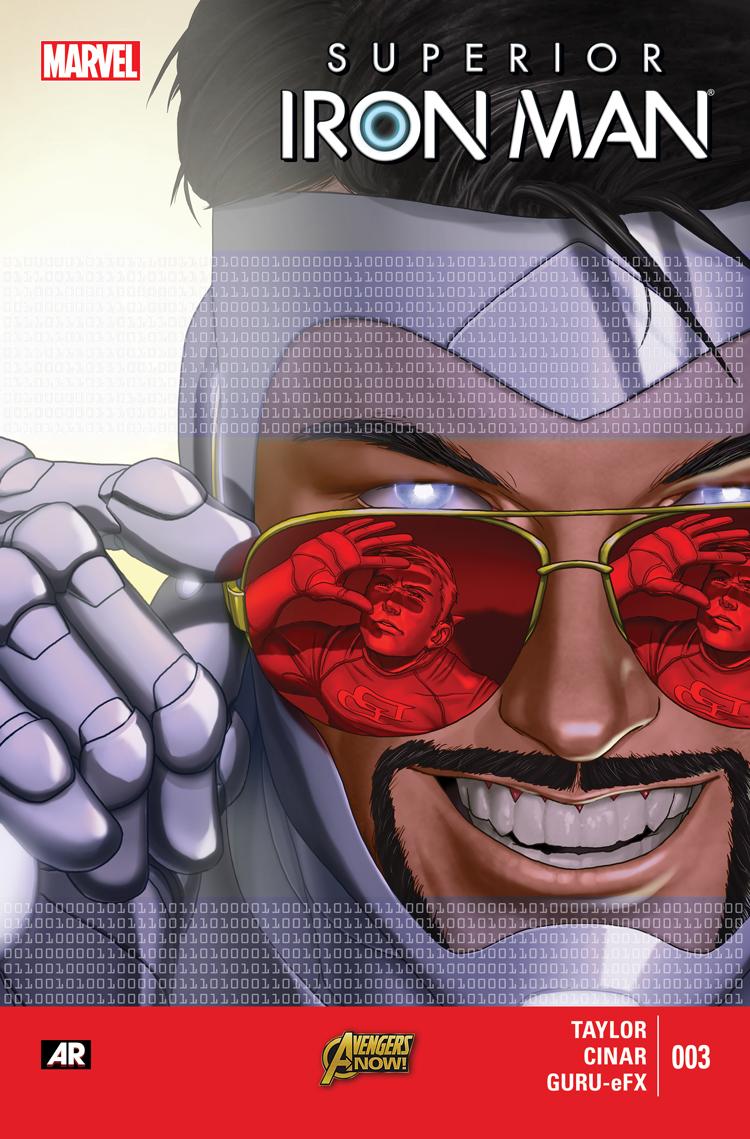 Superior Iron Man (2014) #3