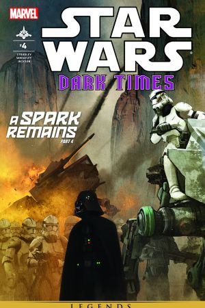 Star Wars: Dark Times - A Spark Remains #4