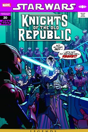 Star Wars: Knights Of The Old Republic #20